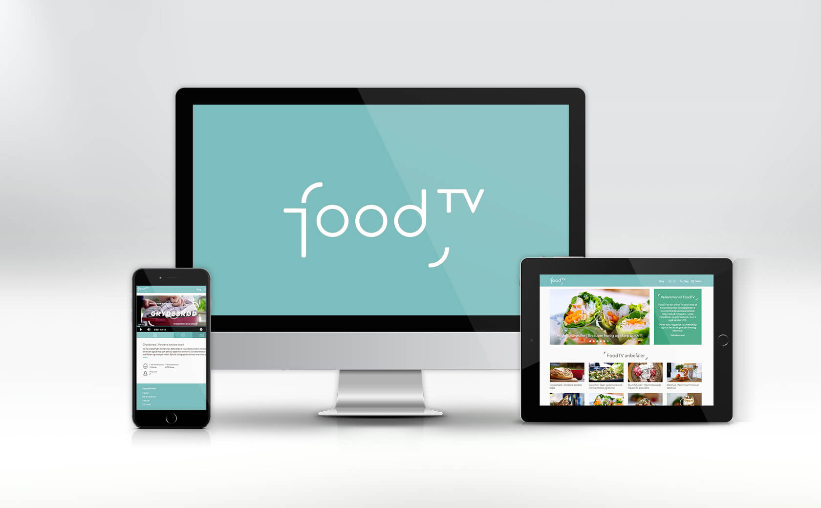 FoodTV website
