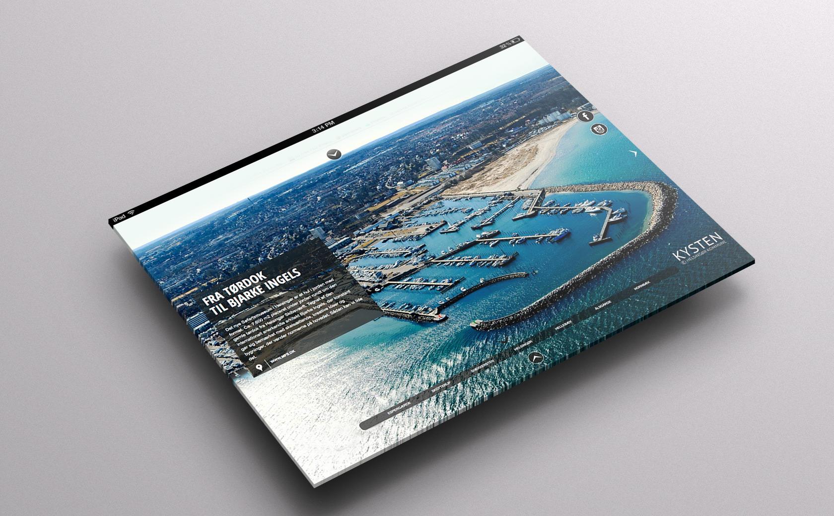 kysten website